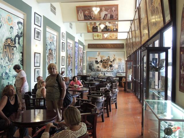 Salon de la Fama Hotel Nacional