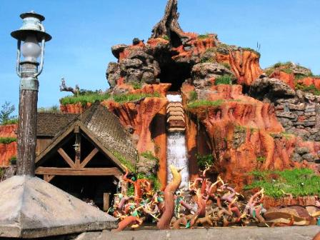 Splash Mountain Magic Kingdom Wdw Viajes