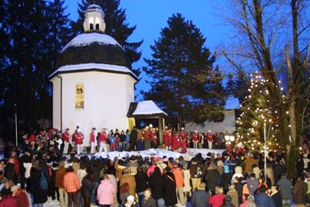 Stille-Nacht-Kapelle-Oberndorf-bei-Salzburg