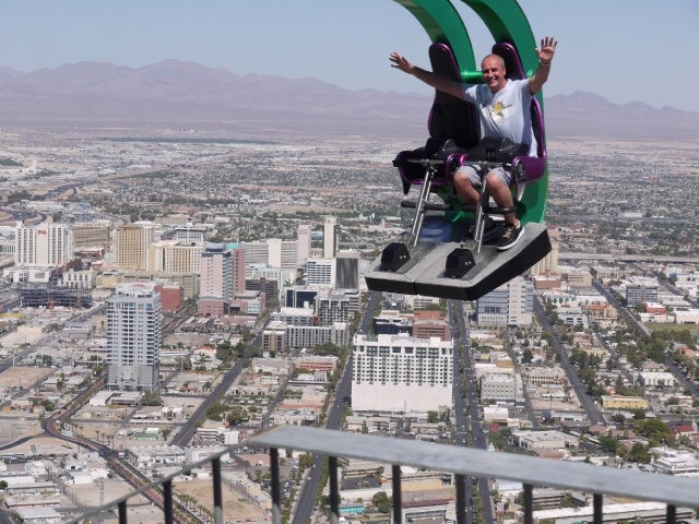 Stratosphere-Tower Ride Insanity