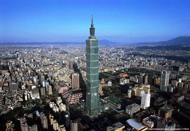 Taipei 0162 - Aerial