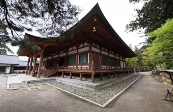 Templos y jardines de Hiraizumi