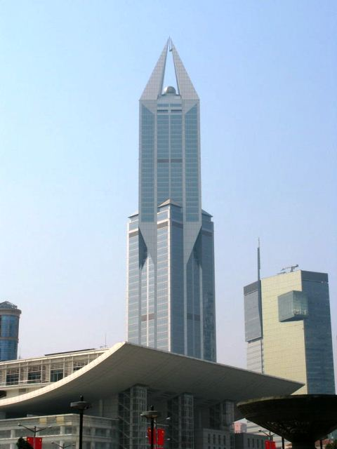 Tomorrow_Square, shangai