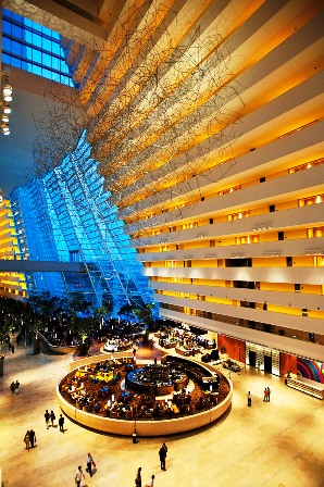 Tower-1-Lobby-Marina-Bay-Sands