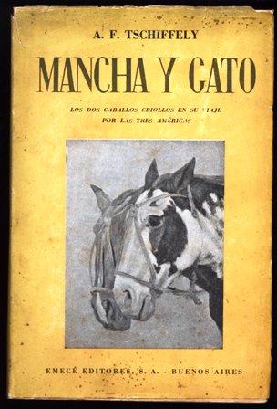 Tschiffely - MANCHA Y GATO