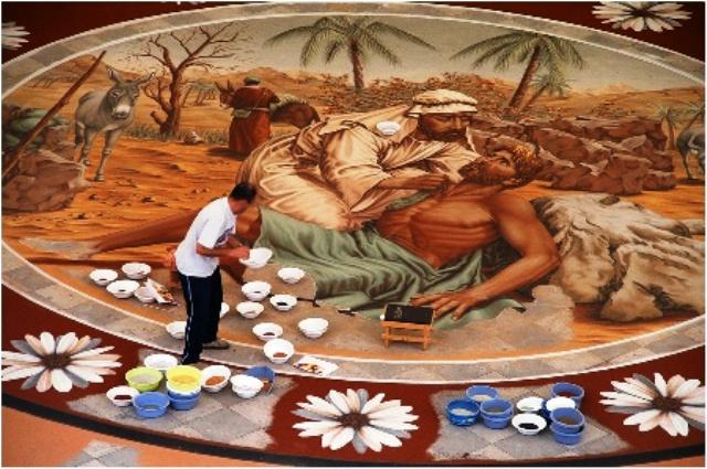 Alfombras del corpus de la orotava viajes - Las mejores alfombras ...