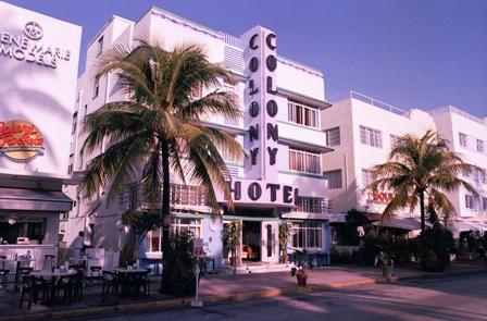 Miami South Beach, Art Deco District