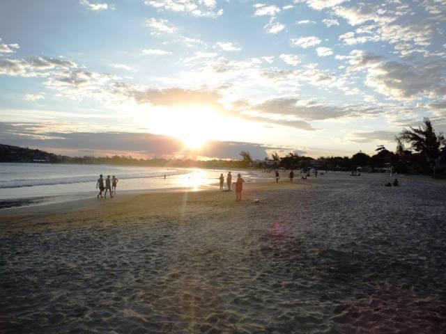 atardecer en playa Geribá (1)