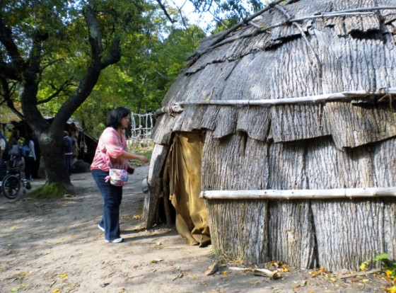 Wampanoag Indian Village