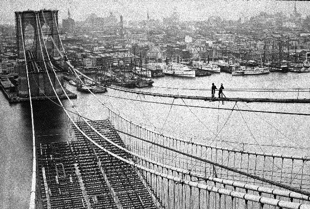 brooklyn-bridge-under-construction
