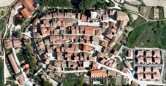 casco urbano sajazarra