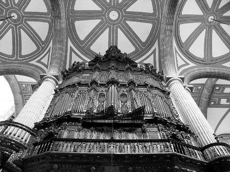 Catedral De México - Pipe Organ 2