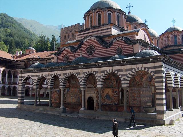 el Monasterio de Rila (1)
