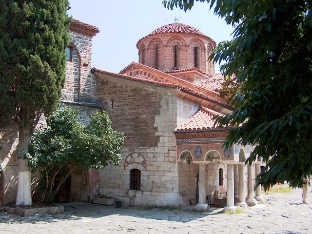 el monast.de Bachkowo