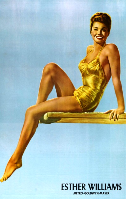 esther-williams-personality-poster