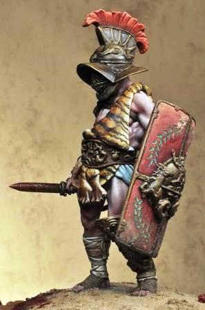 gladiador samnita