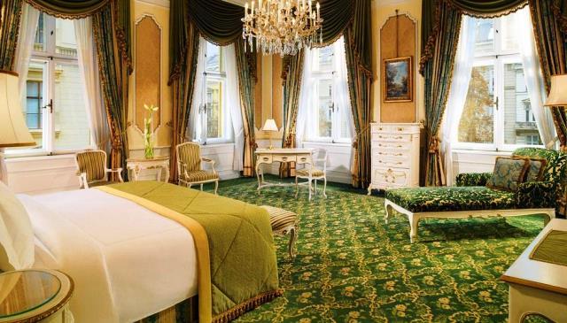 hotel imperial, viena