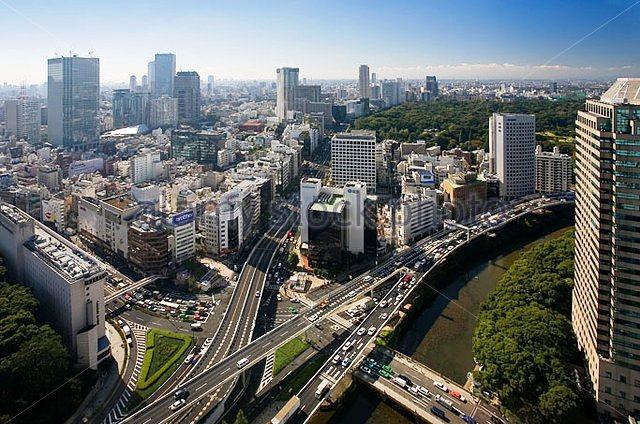 japan-asia-tokyo-city-town-city-akasaka-highway-transportation-river-bnj2b7