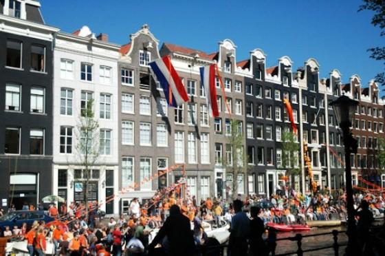 koninginnedag-Amsterdam