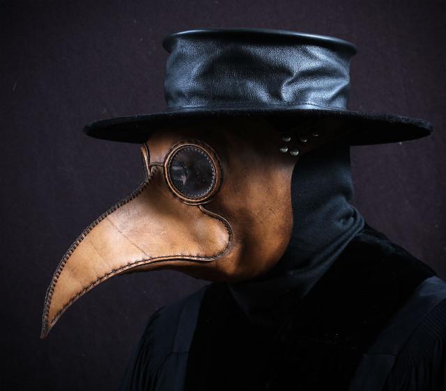 máscara-de-la-plaga
