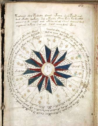 manuscrito Voynich 210