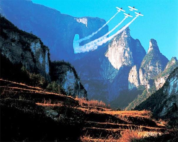 montanas-china-inspiracion-avatar-Hallelujah-Zhangjiajie-50