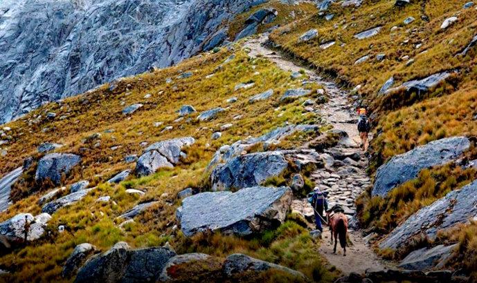 Los chaskis y los caminos del inca | Viajes