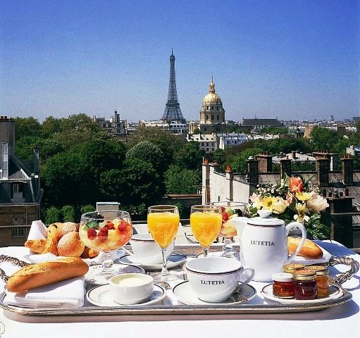 Par s y lyon qu sabor tienen viajes for Comida nacional de francia