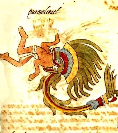 quetzalcoatl sacrificio