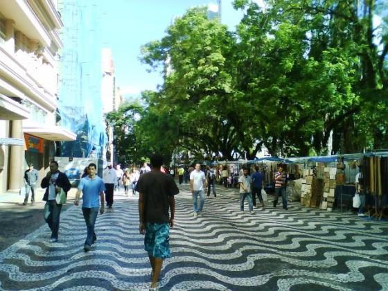 rua da Praia, Alfândega
