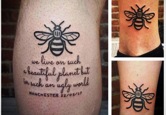 tatuajes-abejas