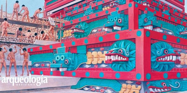 templo quetzalcoatl