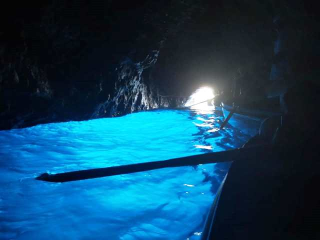 tercer tiempo gruta azul