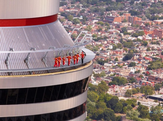 CN TOWER - Toronto's most extreme attraction