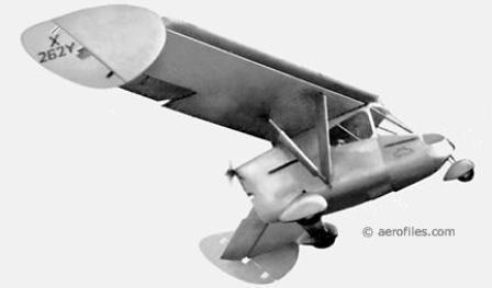 Waterman W-5 Aerobile [X262Y]   430K (266T)